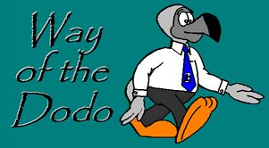 Way of the Dodo